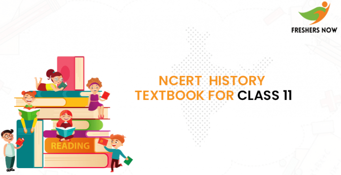 NCERT History TextBook For Class 11