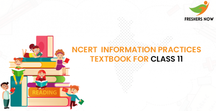 NCERT Information Practices Textbook For Class 11