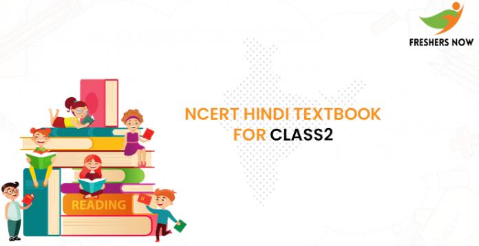 Ncert Hindi Textbook for class2