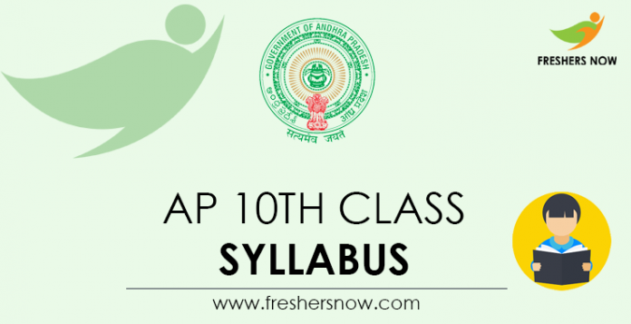 AP 10th Class Syllabus