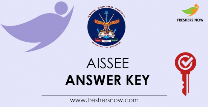 AISSEE Answer Key