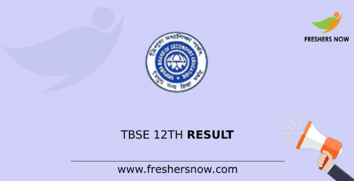 TBSE-12th-Result