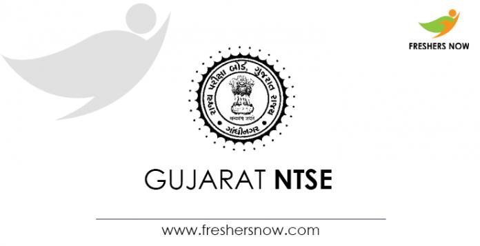 Gujarat NTSE